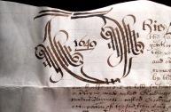 1640 Hart in Hempstead, Essex, Vellum Indenture (5)